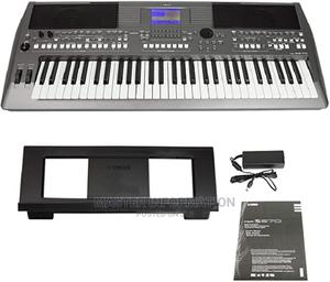 Yamaha PSR-S670 61-Key Arranger   Musical Instruments & Gear for sale in Lagos State, Ikeja