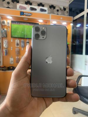 Apple iPhone 11 Pro Max 64 GB Black   Mobile Phones for sale in Ondo State, Akure