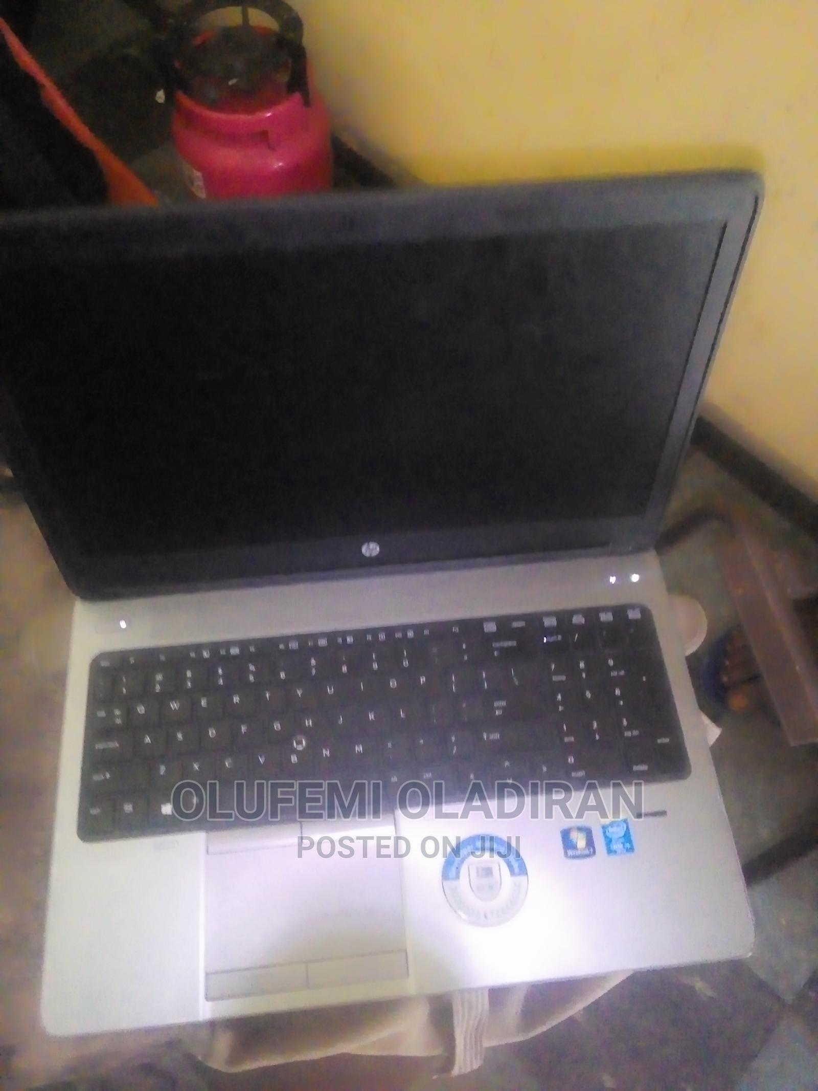 Laptop HP 650 G1 4GB Intel Core I5 HDD 500GB | Laptops & Computers for sale in Ife, Osun State, Nigeria