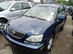 Lexus RX 2001 300 Blue   Cars for sale in Lagos State, Apapa