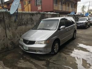 Honda Odyssey 2002 EX-L Silver | Cars for sale in Lagos State, Alimosho