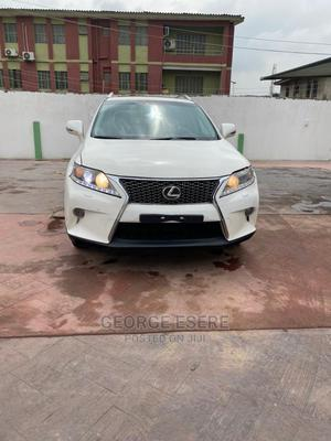 Lexus RX 2014 350 AWD White   Cars for sale in Lagos State, Ikeja