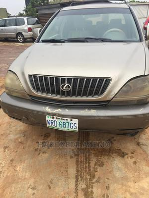 Lexus RX 2003 300 2WD Gold   Cars for sale in Lagos State, Ikorodu