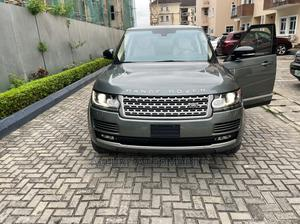 Land Rover Range Rover Vogue 2015 Gray | Cars for sale in Lagos State, Ogudu