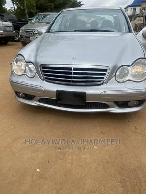 Mercedes-Benz C240 2005 Gray | Cars for sale in Lagos State, Alimosho
