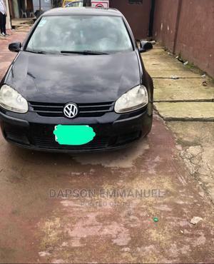 Volkswagen Golf Alltrack 2005 Black   Cars for sale in Lagos State, Ikeja