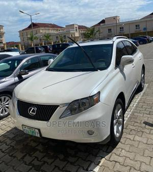 Lexus RX 2011 350 White | Cars for sale in Lagos State, Lekki