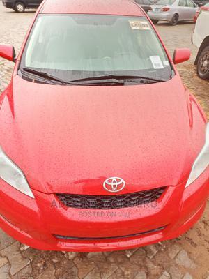 Toyota Matrix 2009 Red | Cars for sale in Abuja (FCT) State, Jabi