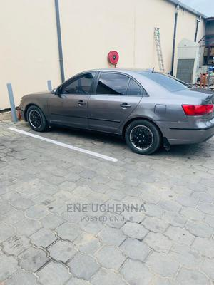 Hyundai Sonata 2009 Gray | Cars for sale in Lagos State, Ikeja