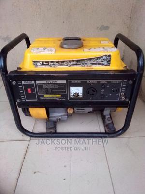 2.2kva 11months Old Elepaq Generator | Electrical Equipment for sale in Lagos State, Ifako-Ijaiye
