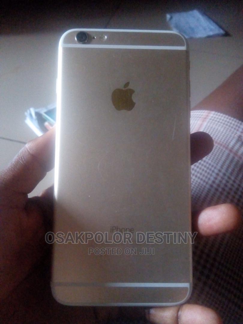 Apple iPhone 6 Plus 64 GB Gold