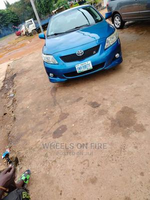 Toyota Corolla 2010 Blue | Cars for sale in Abuja (FCT) State, Gwarinpa