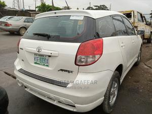Toyota RAV4 2003 Automatic White | Cars for sale in Lagos State, Ikeja