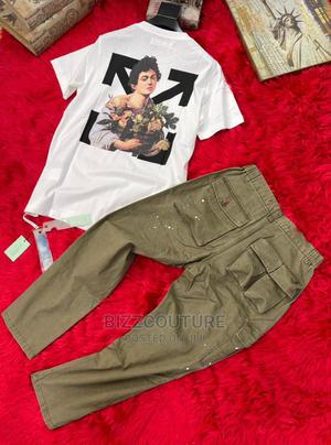 High Quality OFF-WHITE Shirts for Men   Clothing for sale in Abuja (FCT) State, Wuse 2
