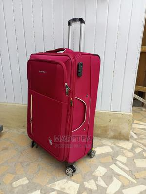 New Swiss Polo Big Size Red Traveling Box   Bags for sale in Lagos State, Ikeja