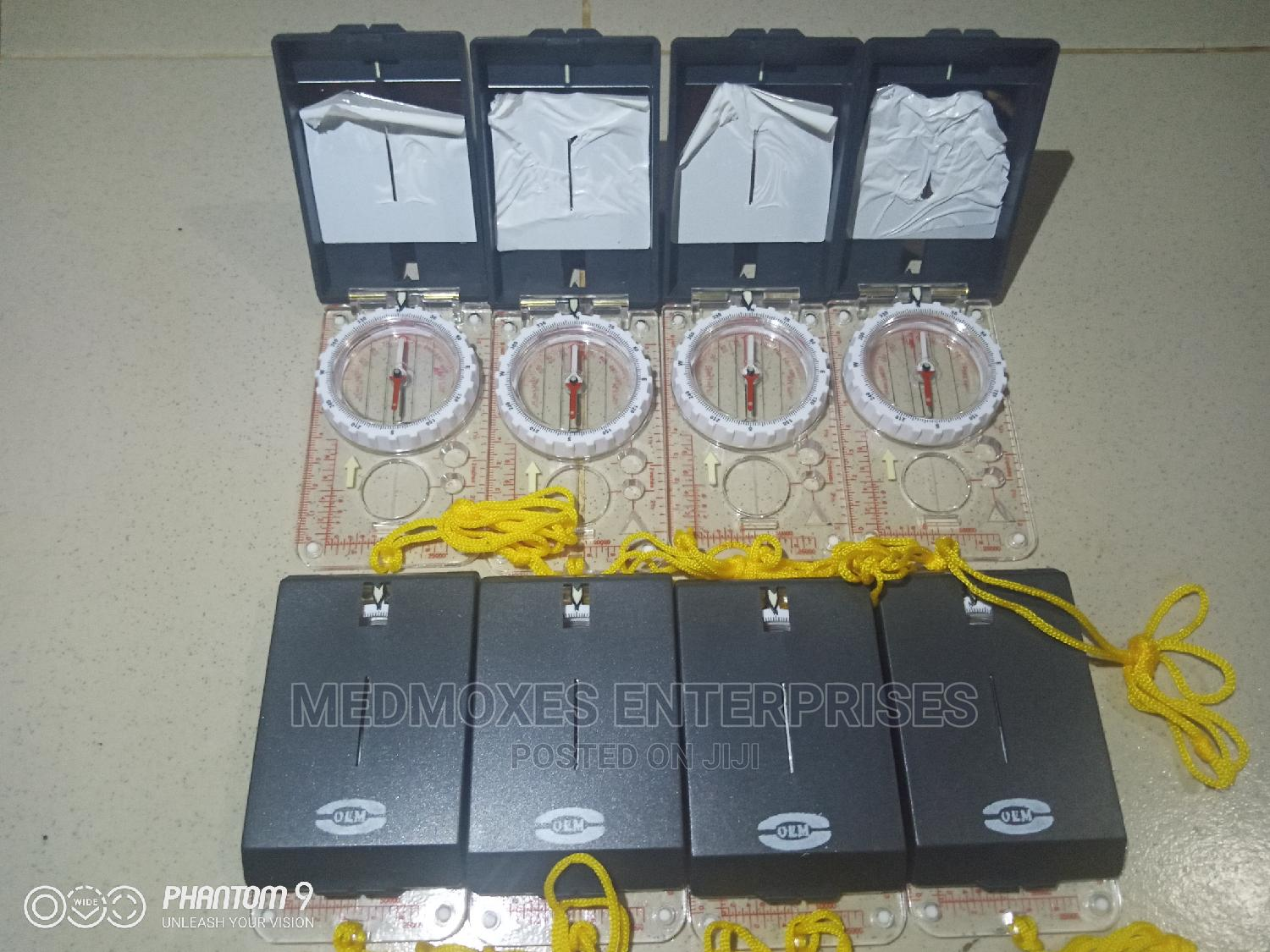 Geological/Geophysical Compass Clinometer
