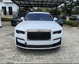 New Rolls-Royce Ghost 2021 White | Cars for sale in Lagos State, Lekki