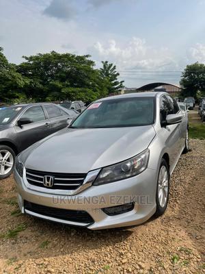 Honda Accord 2015 Silver | Cars for sale in Abuja (FCT) State, Kubwa