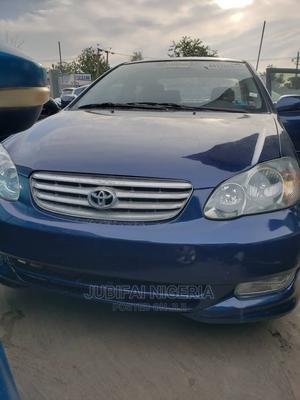 Toyota Corolla 2003 Sedan Automatic Blue | Cars for sale in Oyo State, Ibadan