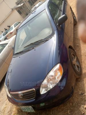 Toyota Corolla 2007 LE Blue | Cars for sale in Oyo State, Ibadan