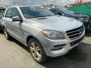 Mercedes-Benz M Class 2014 Silver | Cars for sale in Lagos State, Ikeja