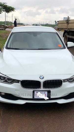 BMW 328i 2015 White | Cars for sale in Abuja (FCT) State, Garki 2