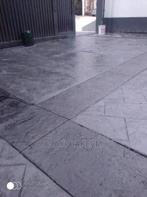 Incorporated Stamp Fooring And Design | Landscaping & Gardening Services for sale in Ogun State, Abeokuta South