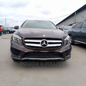 Mercedes-Benz GLA-Class 2016 Brown | Cars for sale in Lagos State, Apapa