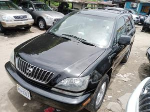 Lexus RX 2000 300 4WD Blue | Cars for sale in Lagos State, Apapa