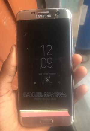Samsung Galaxy S7 edge 32 GB Gold | Mobile Phones for sale in Lagos State, Gbagada