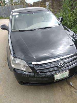 Toyota Avalon 2008 Black   Cars for sale in Rivers State, Obio-Akpor