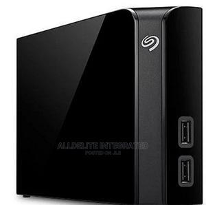 Seagate Backup Plus Hub 8tb External Hard Drive | Computer Hardware for sale in Lagos State, Ikeja