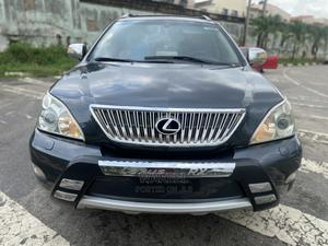 Lexus RX 2007 350 Gray   Cars for sale in Lagos State, Ikeja