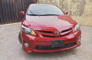 Toyota Corolla 2013 Red   Cars for sale in Lagos State, Oshodi