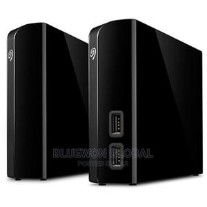 Seagate Backup Plus Hub 4TB External Hard Drive | Computer Hardware for sale in Lagos State, Ikeja