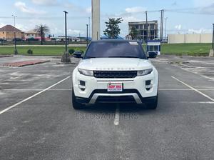 Land Rover Range Rover Evoque 2015 White | Cars for sale in Lagos State, Lekki