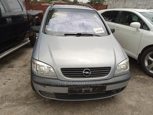 Opel Zafira 2006 Gray   Cars for sale in Lagos State, Ikeja
