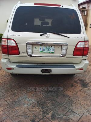 Lexus LX 2006 470 Sport Utility Off White | Cars for sale in Lagos State, Ikeja