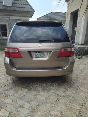 Honda Odyssey 2006 EX Gold | Cars for sale in Abuja (FCT) State, Gwarinpa