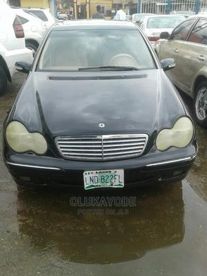Mercedes-Benz C240 2005 Black | Cars for sale in Lagos State, Ifako-Ijaiye