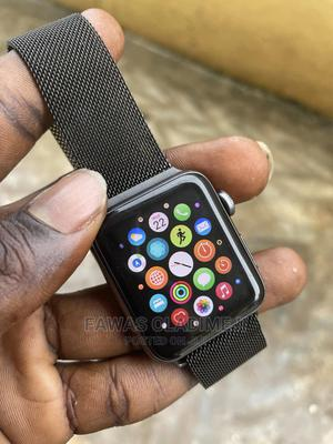 Neatly Used Apple Watch Series 3 GPS   Smart Watches & Trackers for sale in Lagos State, Ojodu