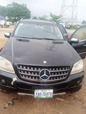 Mercedes-Benz M Class 2006 Black | Cars for sale in Abuja (FCT) State, Katampe