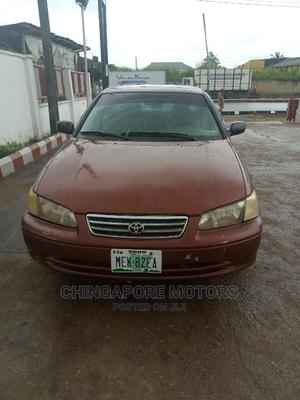 Toyota Camry 2000 Red   Cars for sale in Lagos State, Ikorodu