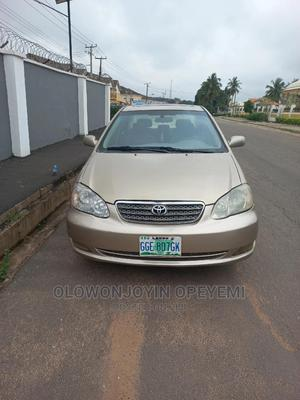 Toyota Corolla 2005 1.4 D-4d Automatic Gold | Cars for sale in Ogun State, Abeokuta South