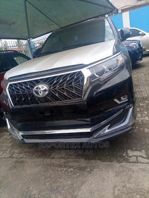 Toyota Land Cruiser Prado 2019 Black | Cars for sale in Lagos State, Ikeja