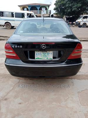 Mercedes-Benz C240 2003 Black | Cars for sale in Oyo State, Oyo