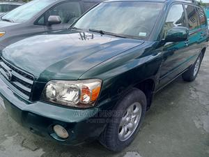Toyota Highlander 2005 Green | Cars for sale in Rivers State, Port-Harcourt