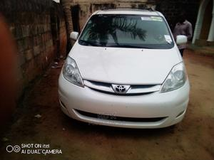 Toyota Sienna 2008 XLE Limited White   Cars for sale in Lagos State, Ikeja