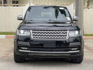 Land Rover Range Rover Vogue 2014 Black   Cars for sale in Abuja (FCT) State, Wuse 2