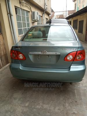 Toyota Corolla 2006 CE Green   Cars for sale in Lagos State, Isolo